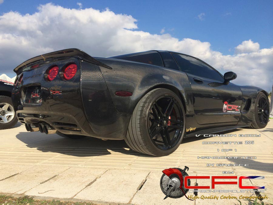 2014 Corvette Stingray For Sale >> [PICS] C5 Corvette Z06 Looses Nearly 300 Pounds with Full Carbon Fiber Body - Corvette: Sales ...
