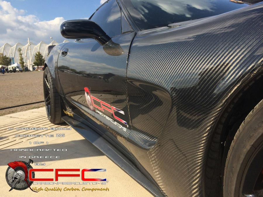PICS] C5 Corvette Z06 Looses Nearly 300 Pounds with Full Carbon