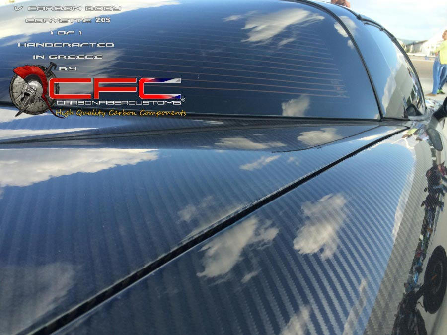 2015 Corvette Stingray Side Skirts C7 Carbon Gtx Side