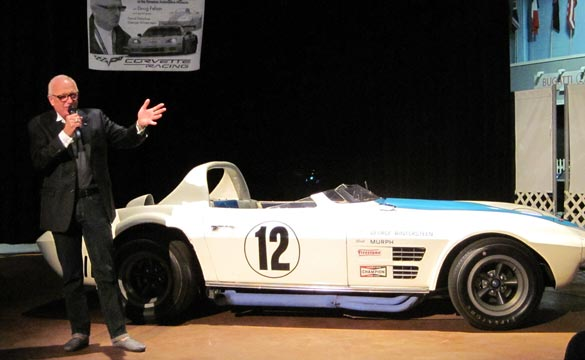 Join Doug Fehan for Two Days of Corvette Racing Legends at the Simeone Auto Museum