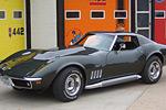 Replica of a 1969 Corvette ZL-1 Heading to Mecum Anaheim