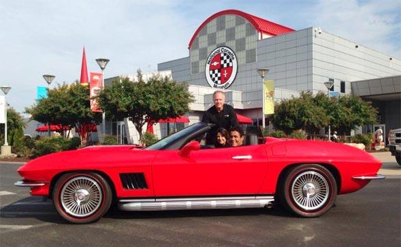 DVR ALERT: Corvette Nation TV Show Begins Second Season on Saturday Morning on Velocity