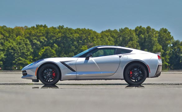C7 Corvette Stingray Officially Recalled for Parking Brake and Airbag Issues