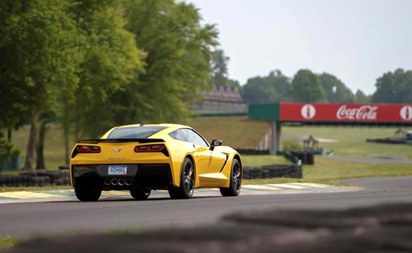 [VIDEO] Watch the Corvette Stingray Run at VIR for Car and Driver's Lightning Lap