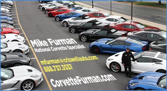 Mike Furman at CorvetteFurman.com