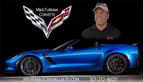 [PICS] Corvette Seller Mike Furman's Special Gift to New Corvette Buyers