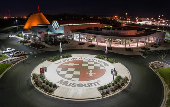 Corvette Museum Upgrades to LED Lighting System for Energy Efficiency and Savings