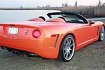 Mecum's Anaheim Auction to Feature the First Callaway C16 Convertible