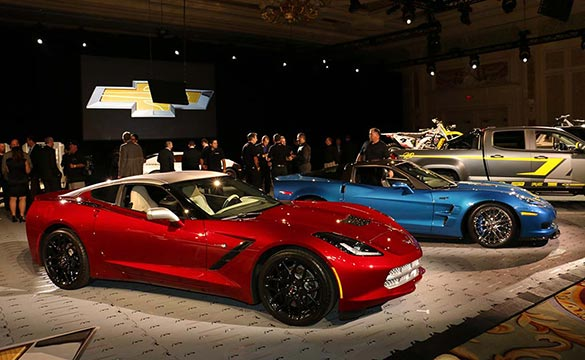 [PICS] Chevrolet Media Event Offers Preview of 2014 SEMA Vehicles