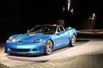 GM Reveals Restored 2009 Corvette ZR1 Blue Devil from NCM Sinkhole at SEMA