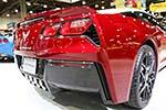 The Paul Stanley 2015 Corvette Stingray Concept at SEMA
