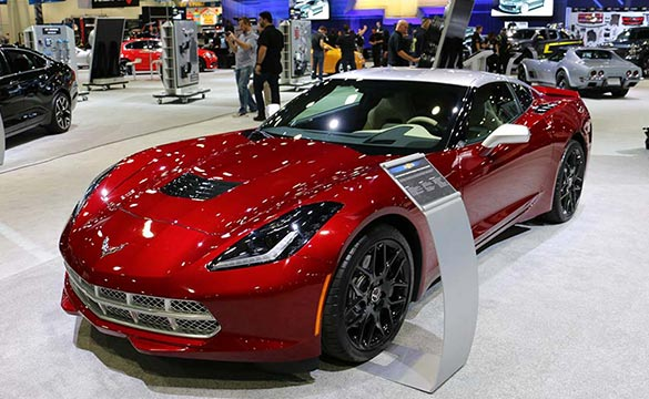 [PICS] The Paul Stanley 2015 Corvette Stingray Concept at SEMA