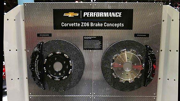 Chevrolet Shows Off New Z06 Concept Parts for the Corvette Stingray at SEMA