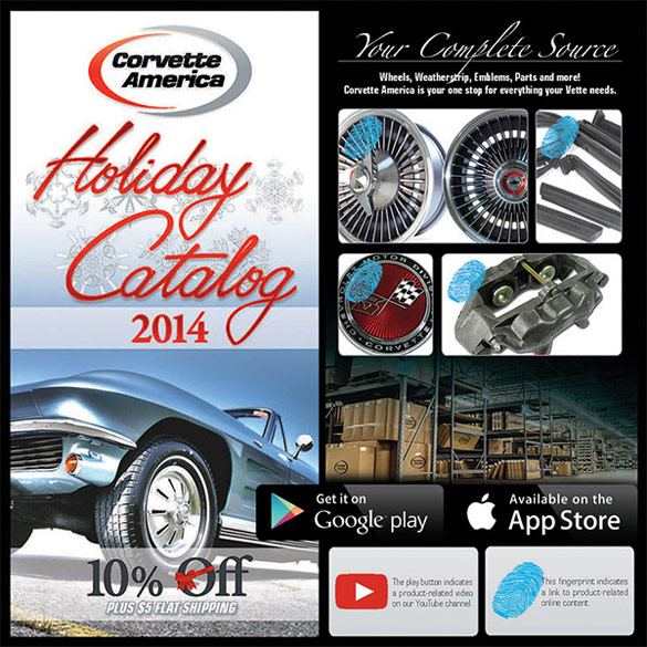Download the Free App from Corvette America