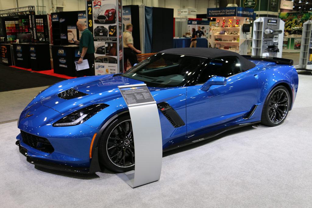 POLL] What was your Favorite Corvette from SEMA 2014? - Corvette ...