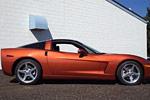 Purifoy Corvette Spotlight