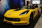 Revorix Makes a Splash with its Corvette Stingray at SEMA