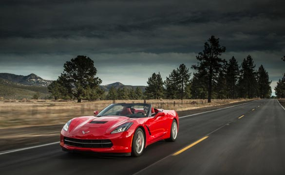 Kelly Blue Book Names 2015 Corvette Stingray a Best Value of 2015