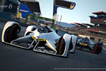 Chevrolet Debuts Chaparral 2X Vision GT Concept for Gran Turismo 6 at the LA Auto Show