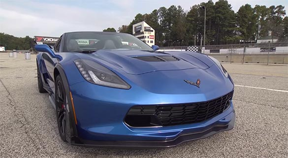 LINKS: Magazines Test Drive the 2015 Corvette Z06