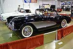 The Corvettes of the 2014 Muscle Car and Corvette Nationals