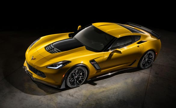 Chevrolet to Sell the 2015 Corvette Z06 in Mexico