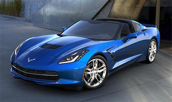 national corvette museums last two 2015 stingray raffles for 2014 - Corvette 2015 Stingray Blue