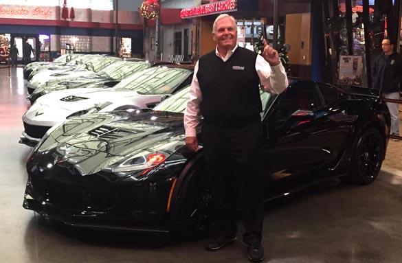 Rick Hendrick Named to Corvette Hall of Fame