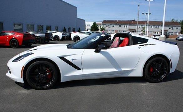 November 2014 Corvette Sales