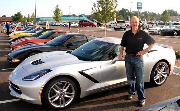 GM's Fastlane Features Story of Corvette Hall of Famer John Heinricy