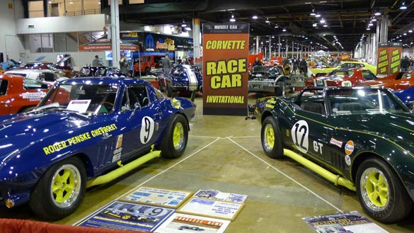 [PICS] The Corvette Racers of the 2014 Muscle Car and Corvette Nationals