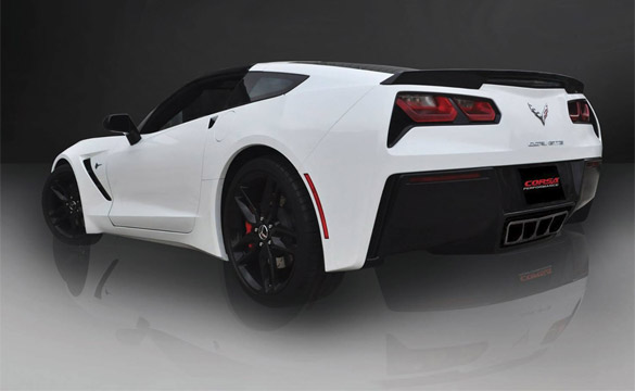 Save up to $100 on CORSA Exhaust Systems at Zip Corvette Parts