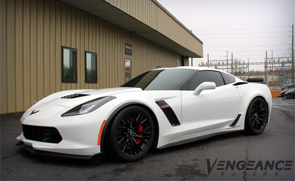 [VIDEO] Vengeance Racing Upgrades Their 2015 Corvette Z06 to 660 RWHP