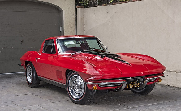 mecum to offer special 1967 riverside grand prix corvette display vehicle at austin auction. Black Bedroom Furniture Sets. Home Design Ideas