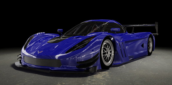 Corvette Daytona Prototypes to Feature New Look in 2015