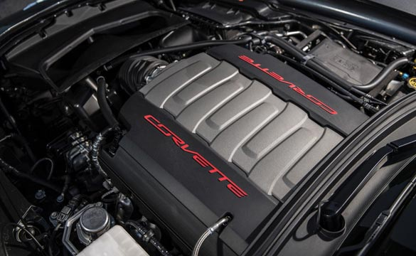 Corvette LT1 V8 Chosen One of Ward's 10 Best Engines for Second Consecutive Year