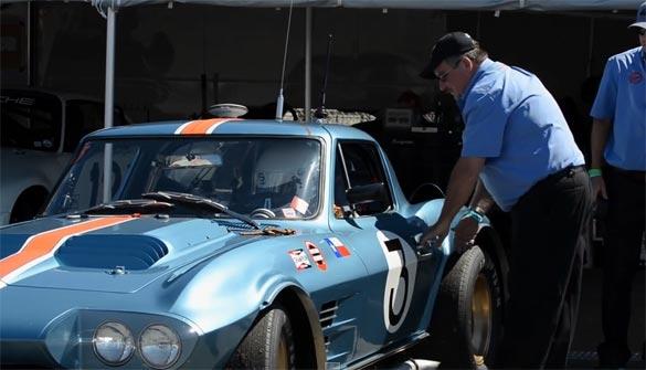 [VIDEO] The Revs Institute's Original #004 1963 Corvette Grand Sport