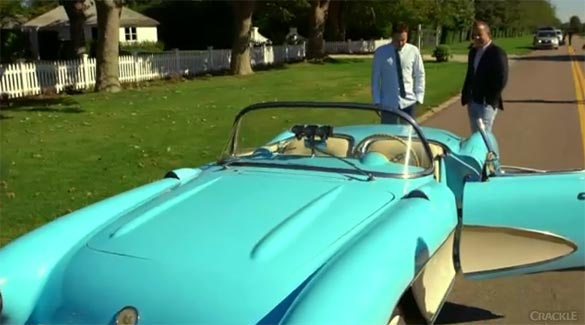 Jimmy Fallon Comedians In Cars Getting