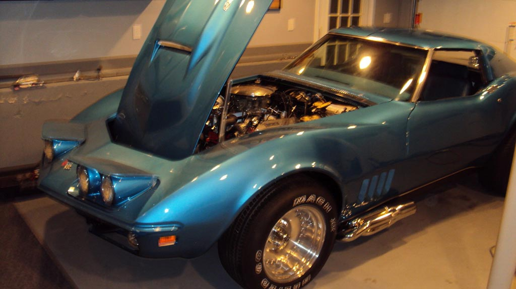 Corvettes on eBay: A \'No Questions Answered\' 1969 Baldwin Motion ...