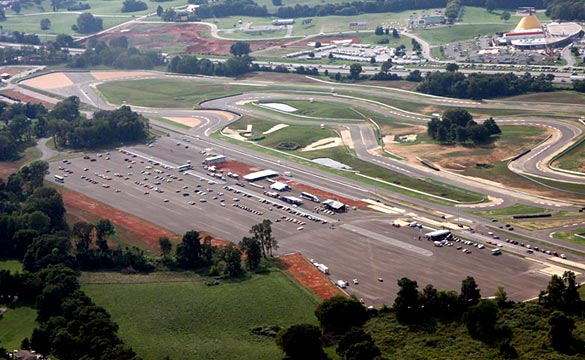 NCM Motorsports Park to Break Ground on the Kimberlee Fast Pavilion and Garages