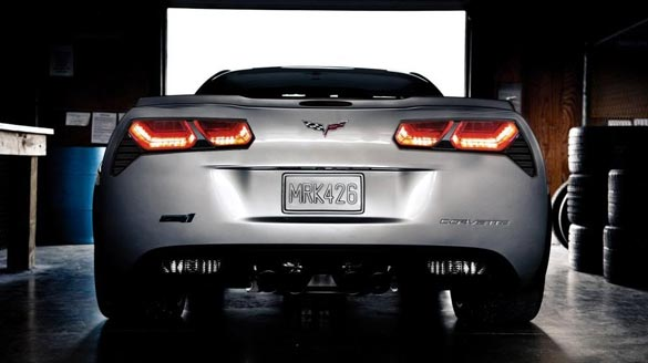 [PIC] How a C6 Corvette ZR1 Would Look with the C7 Stingray's Tail lights