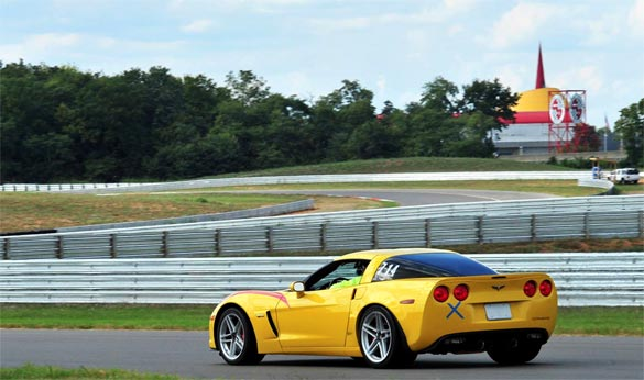 Corvette Museum's Motorsports Park Recognized as Outstanding Facility of the Year