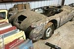 1954 Corvette Barn Find May Be a Bonneville Salt Flat Racer