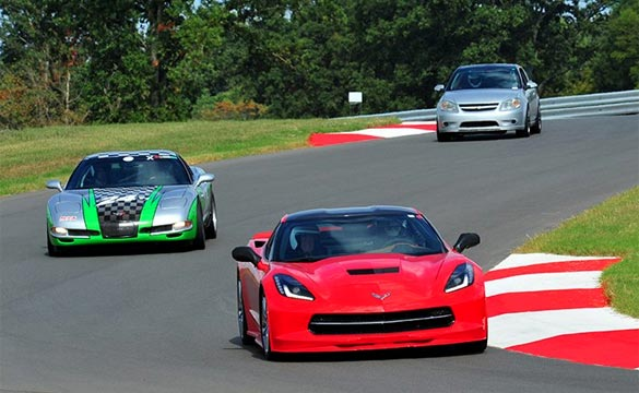 Corvette Museum's Motorsport Park Planning a Track X Event in January