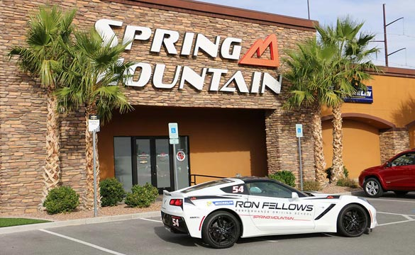 [VIDEO] CorvetteBlogger Visits the Ron Fellows Driving School at Spring Mountain