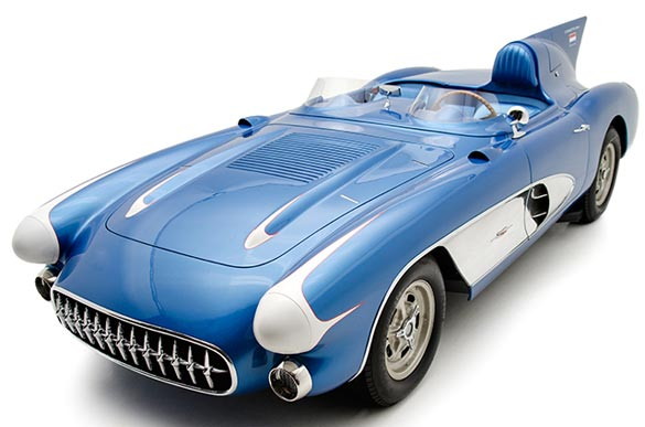 1956 Corvette SR-2 Racer Offered For Sale