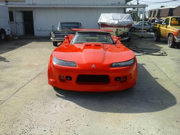 Corvettes On Craigslist: Custom 1977 Scorpion Is