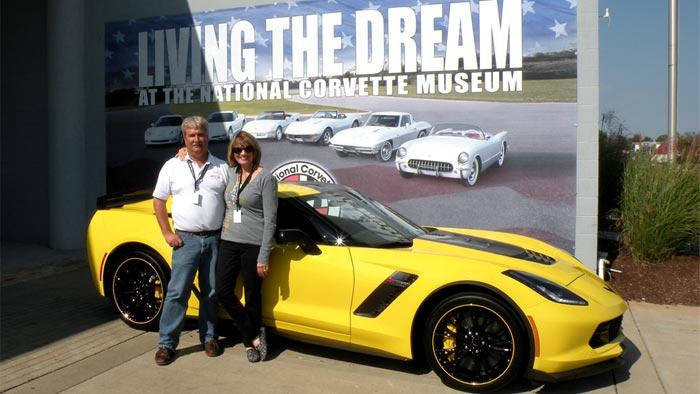 [PICS] Corvette Museum Delivers First 2016 Corvette Z06 C7.R Edition
