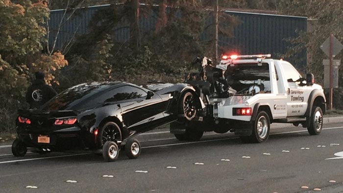 [ACCIDENT] Seattle Seahawks RB Fred Jackson Crashes His Corvette Z06