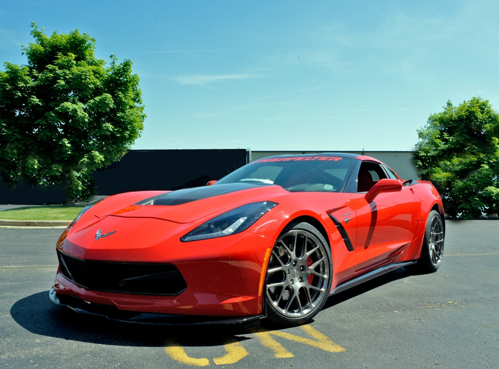lingenfelter introduces new widebody performance package for the c7 corvette. Cars Review. Best American Auto & Cars Review